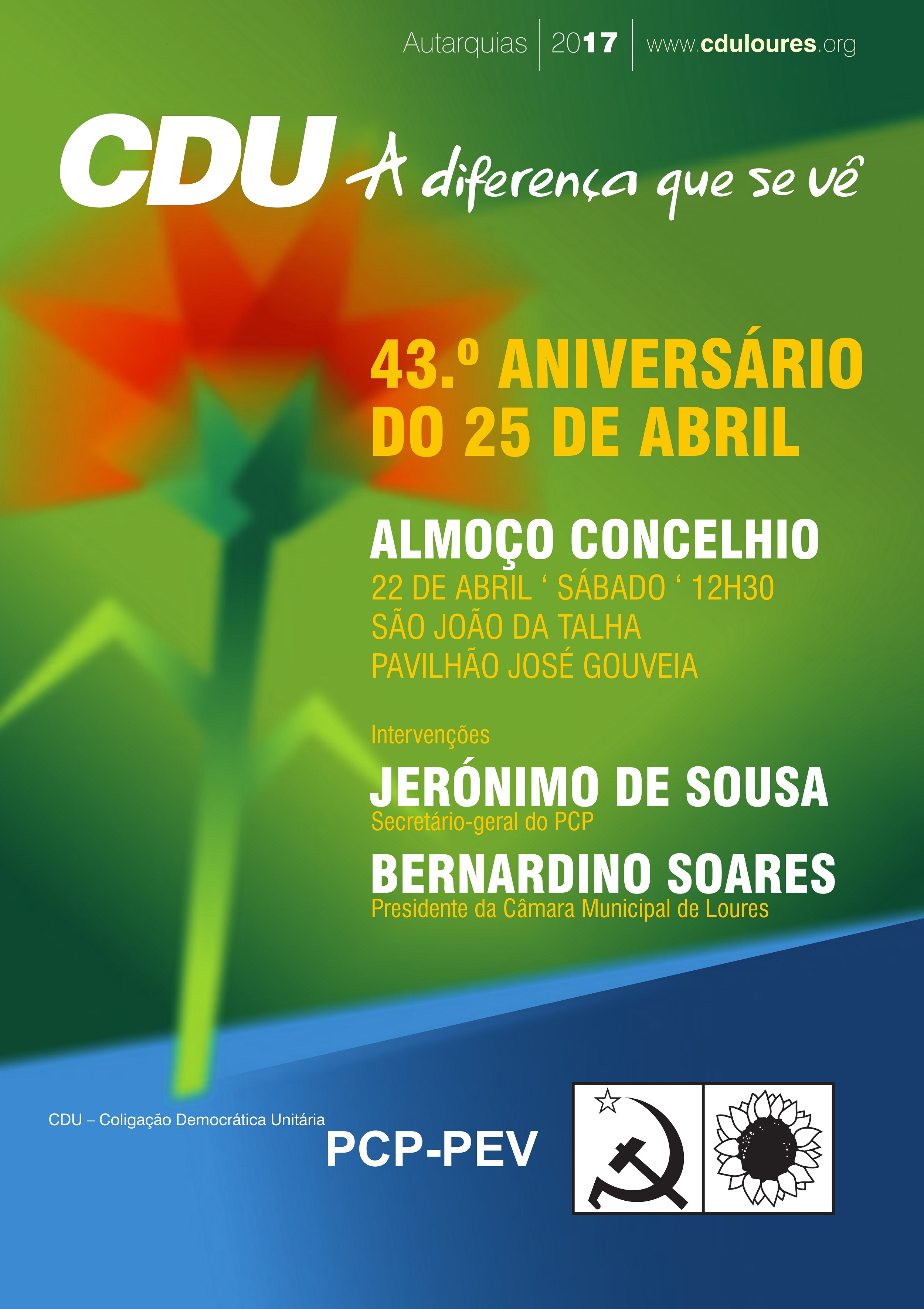cartaz almoo do 25 de abril1
